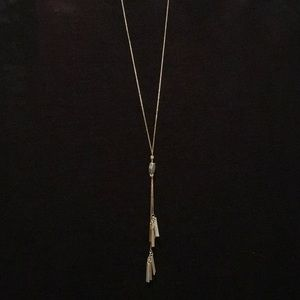 Jewelry - ** 3 for $45 SALE ** Lydell Bar Pendant Necklace